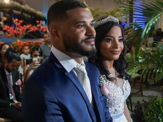 O casamento de Elaine e Ramilton 1