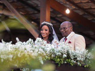 O casamento de Elaine e Ramilton 2