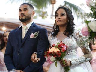 O casamento de Elaine e Ramilton 3