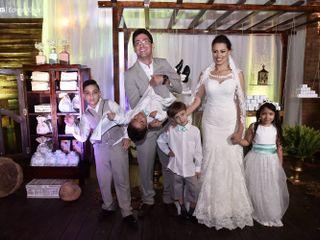 O casamento de Camila e Paulo