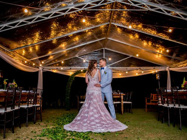O casamento de Aline e Ygor