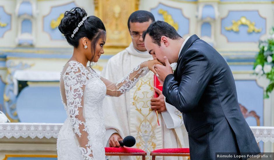 O casamento de Lucas e Luiza em Contagem, Minas Gerais