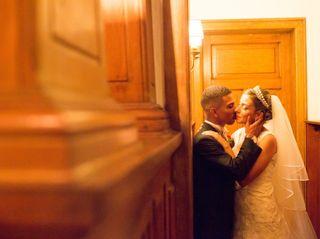 O casamento de Amanda e Jefferson