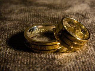 O casamento de Myllena e Jonathan 1