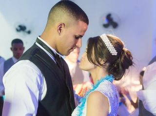 O casamento de Myllena e Jonathan