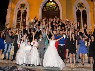 O casamento de Rivane e Junior