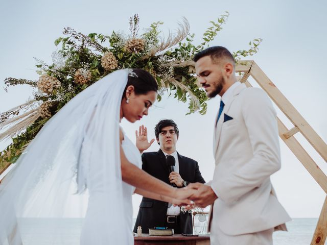 O casamento de Dani e Bruno