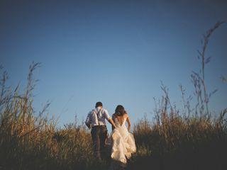 O casamento de Melissa e Shaun