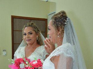 O casamento de Isabel Cristina  e João Batista  1