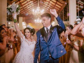 O casamento de Dayane  e Bruno