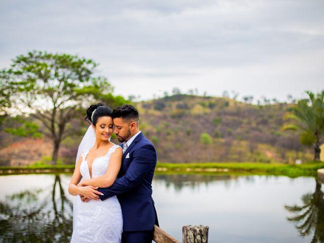 O casamento de Laila e Arthur