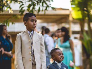 O casamento de Bianca e César 2