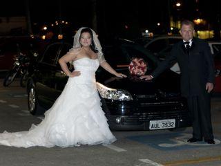 O casamento de Claudia e Rogério