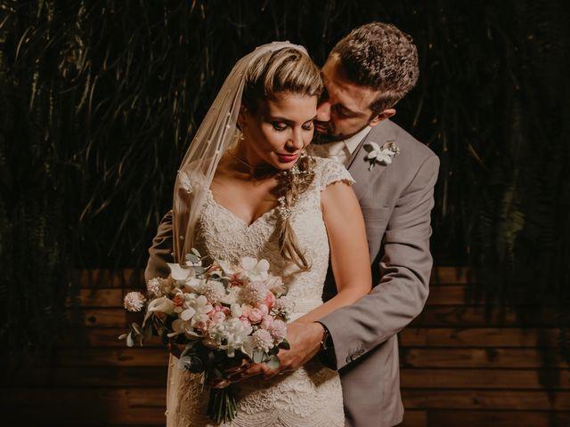 O casamento de Cris e Edu