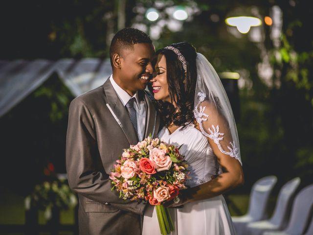 O casamento de Bianca e César