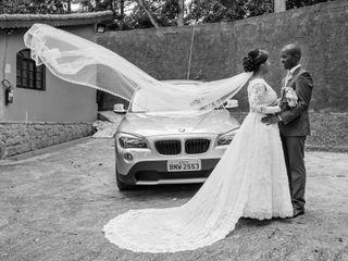 O casamento de Thamires e Eliseu