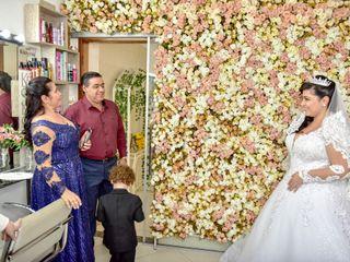 O casamento de Danielle e Wellington 2