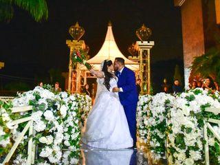 O casamento de Danielle e Wellington