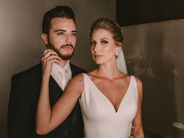 O casamento de Pâmela e Carlos