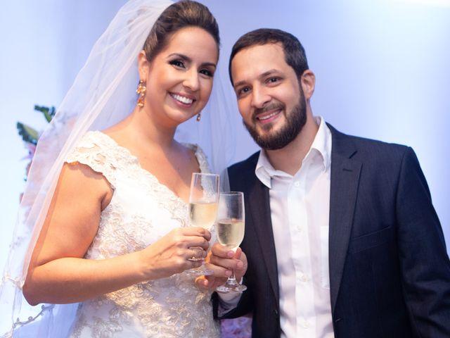 O casamento de Kelly e Alfredo