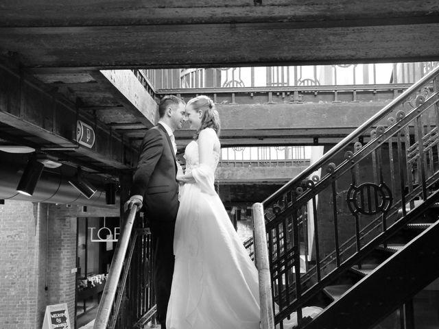 O casamento de Leen e David