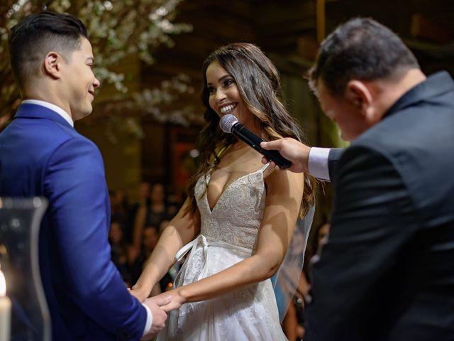 O casamento de Barbara e Vinicius