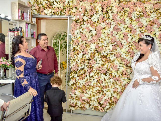 O casamento de Wellington e Danielle em São Paulo, São Paulo 1
