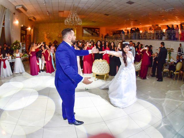 O casamento de Wellington e Danielle em São Paulo, São Paulo 36