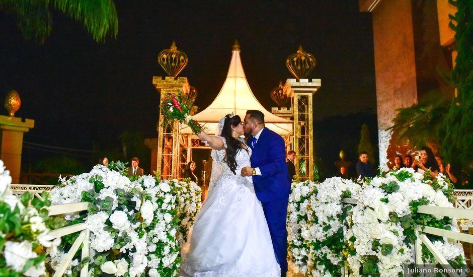 O casamento de Wellington e Danielle em São Paulo, São Paulo