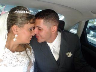O casamento de LEILA e WILLIAM JÚNIOR