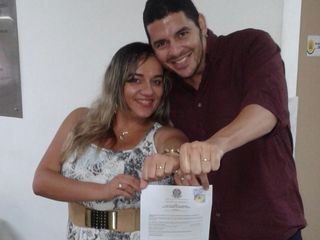O casamento de LEILA e WILLIAM JÚNIOR 3