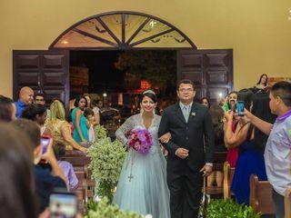 O casamento de Rayanne e Gilmar 3