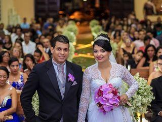 O casamento de Rayanne e Gilmar