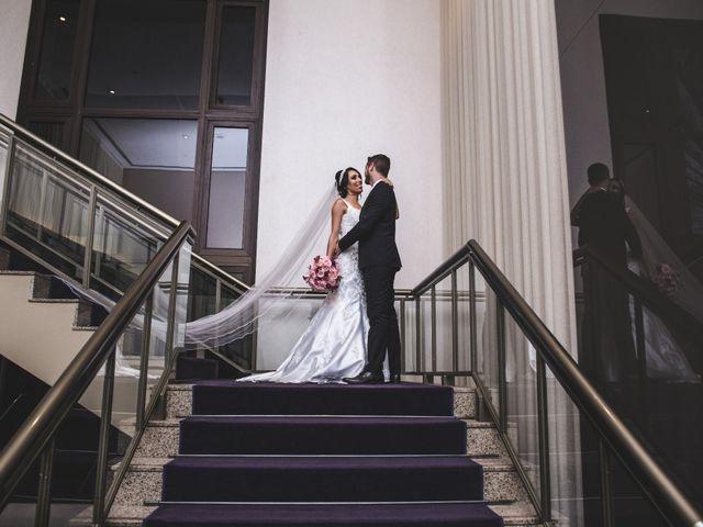 O casamento de Vanessa e Luca