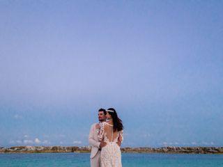 O casamento de Camila e Leonardo