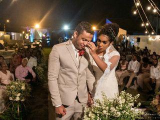 O casamento de Naiara e Jackson  1