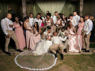O casamento de Naiara e Jackson  2