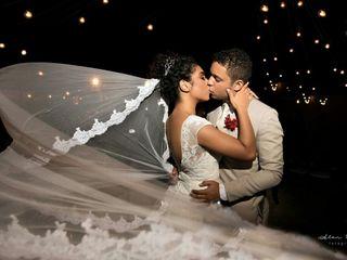O casamento de Naiara e Jackson