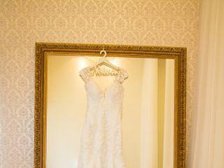 O casamento de Alessandra e Yuri 1
