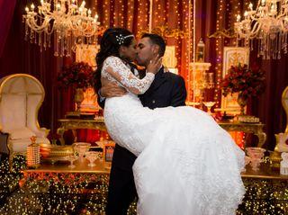 O casamento de Raphael  e Samara