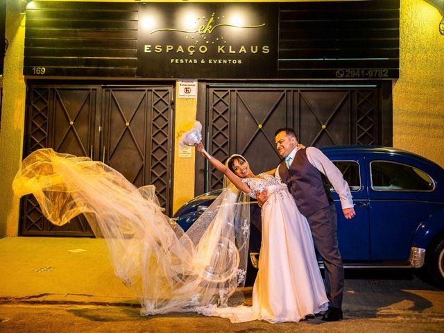 O casamento de Dyana e Marcos