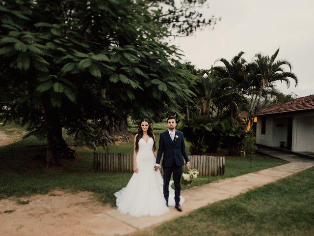 O casamento de Cinthia e Fernando