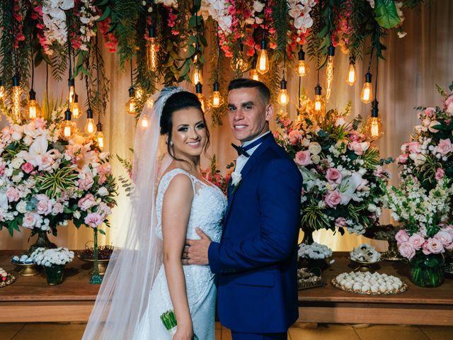 O casamento de Bethânia e Ashley