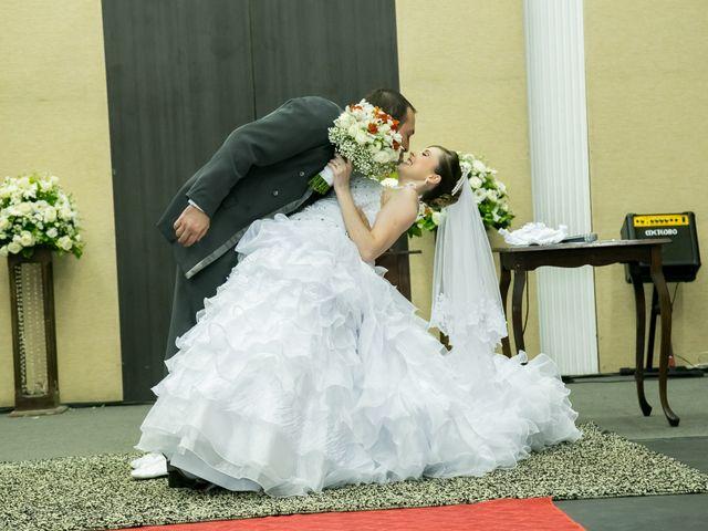 O casamento de Rebecca e Raphael