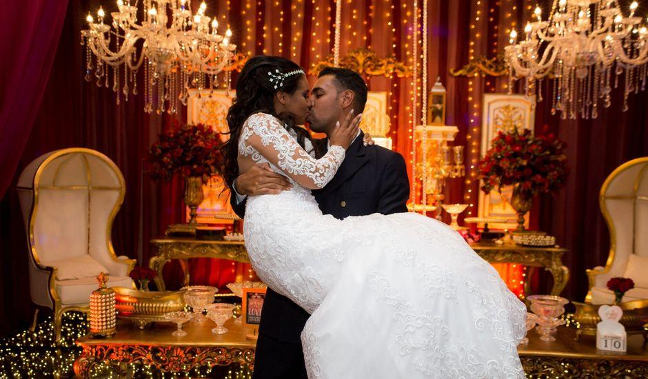 O casamento de Samara  e Raphael  em Rio de Janeiro, Rio de Janeiro
