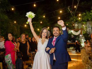 O casamento de Tatiana e Glaucio