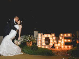 O casamento de Dara e Sergio