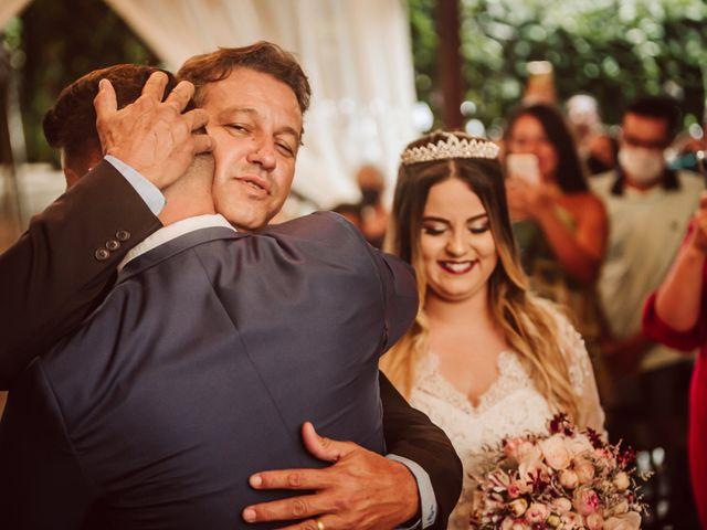 O casamento de Bráulio e Ana Flávia em Ibirité, Minas Gerais 31