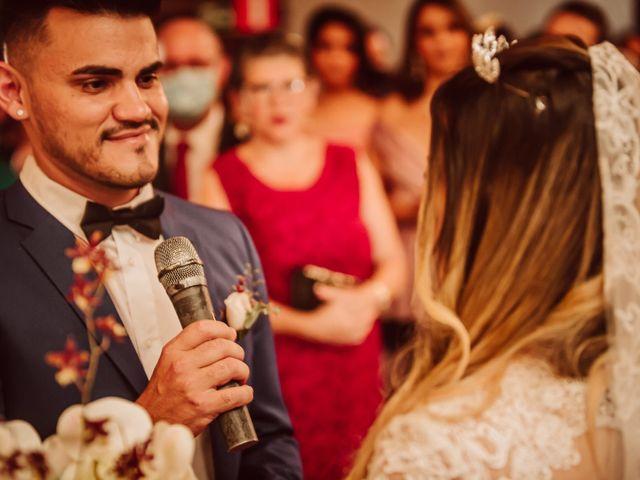 O casamento de Bráulio e Ana Flávia em Ibirité, Minas Gerais 39