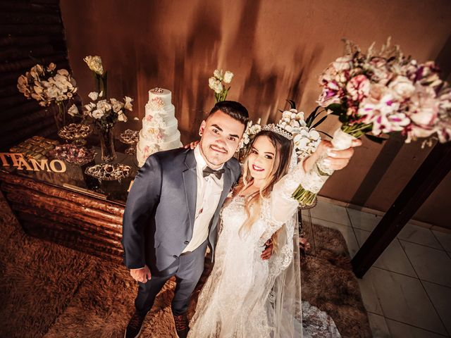 O casamento de Bráulio e Ana Flávia em Ibirité, Minas Gerais 2